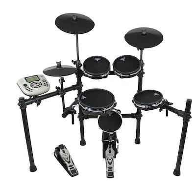 Tourtech TT-22M 8-piece Electronic Drum Kit with Mesh Heads