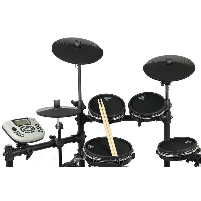 Tourtech TT-22M 5-piece Electronic Drum Kit with Mesh Heads