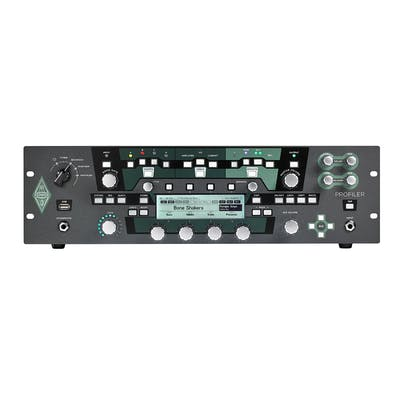 Kemper Profiling Amp Rack in Black