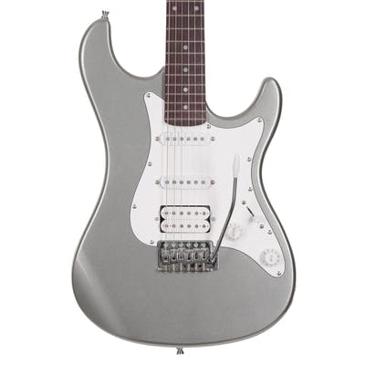 EastCoast GS100H Electric Guitar in Slick Silver