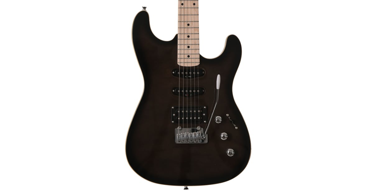 eastcoast gs500 electric guitar in greyburst andertons music co. Black Bedroom Furniture Sets. Home Design Ideas