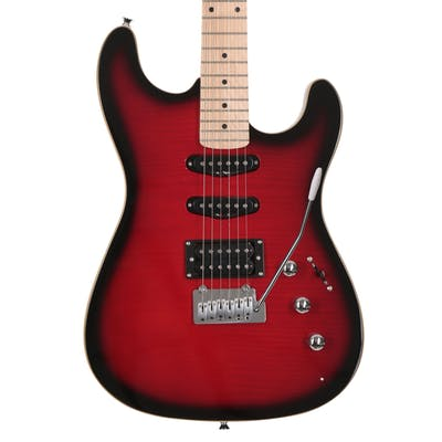 EastCoast GS500 Electric Guitar In Red Burst