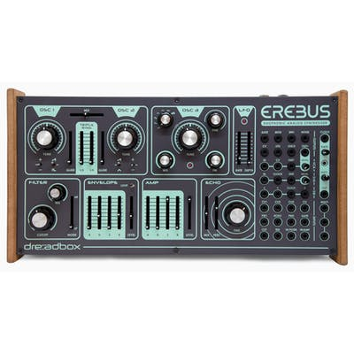 Dreadbox Erebus Analog Paraphonic Synthesizer V3