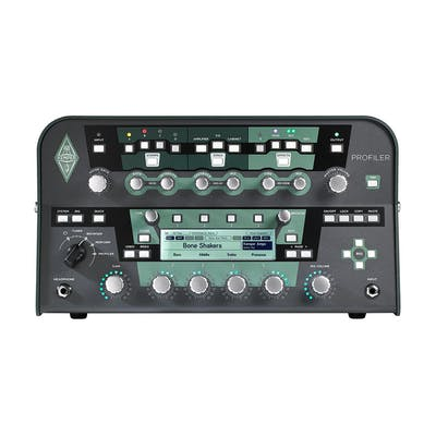 Kemper Profiling Amp PowerHead in Black