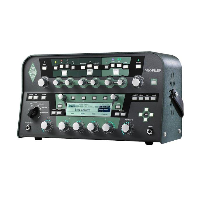 Kemper Profiling Amp PowerHead in Black - Andertons Music Co