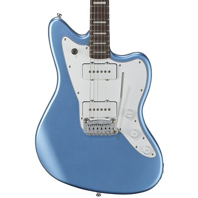 G&L Tribute Doheny In Lake Placid Blue Brazilian Cherry Fingerboard