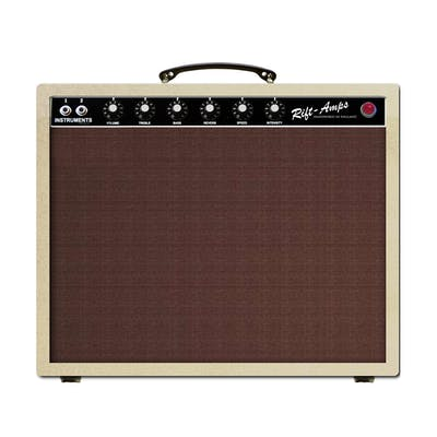 Rift Amplification PR35 Blackface Circuit 1x12 Valve Combo