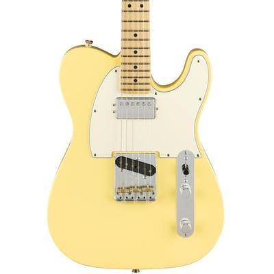 Fender American Performer Tele w/ Humbucker in Vintage White