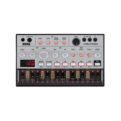 Korg Volca Bass - Analogue Bass Step Sequencer