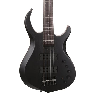 Sire M2 Version 2 4-string in trans black w/ Fender Rumble 15, strap, tuner and cable