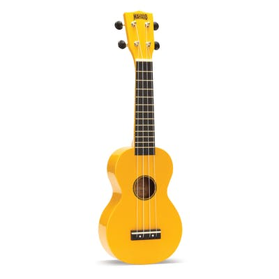 Mahalo Rainbow Ukulele MR1 Yellow