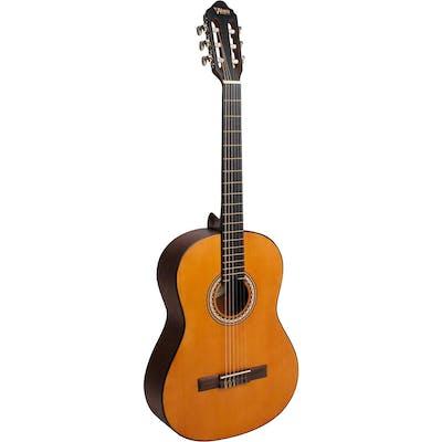Valencia VC204NA 4/4 Size Classical Guitar Natural