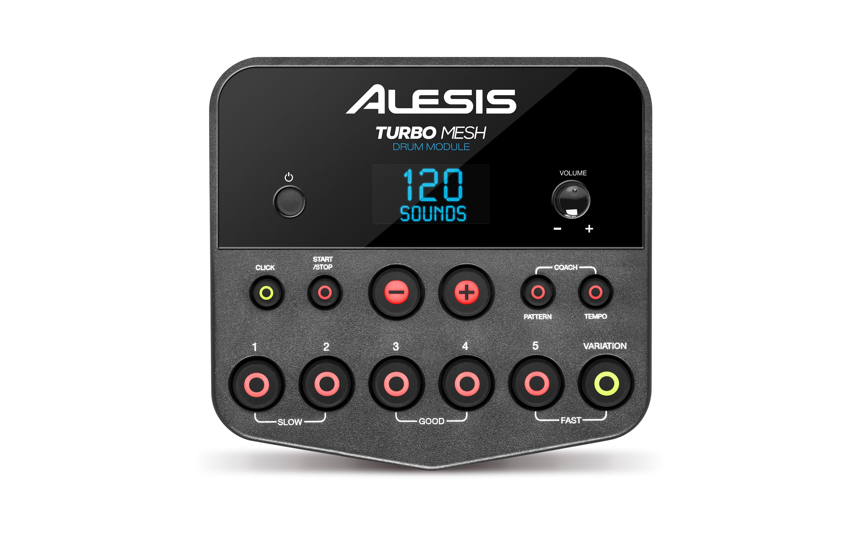 Alesis Turbo Mesh Electronic Drum Kit - Andertons Music Co
