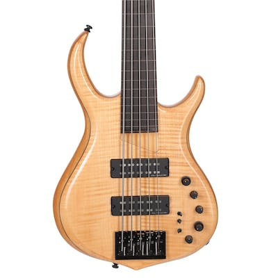 Sire Version 2 Marcus Miller M7 Swamp Ash 5 String Fretless Bass in Natural