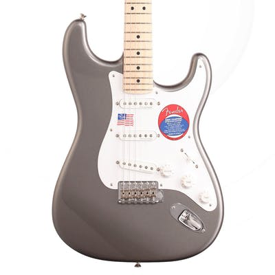 Fender Eric Clapton Signature Stratocaster in Pewter