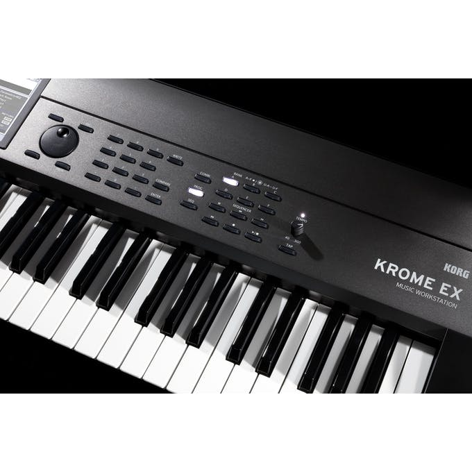Korg Krome EX 88-Key PCM Synth Workstation - Andertons Music Co