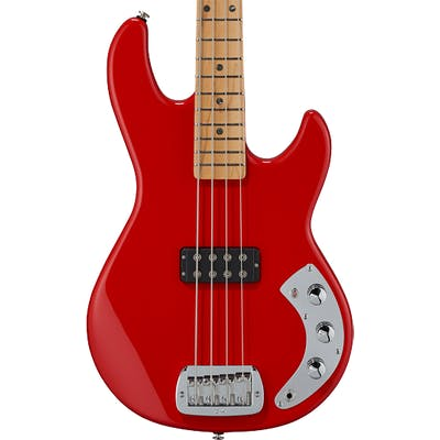 G&L CLF Research L-1000 Bass in Rally Red