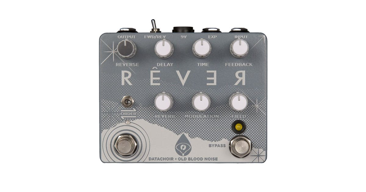 old blood noise rever reverse delay and reverb pedal andertons music co. Black Bedroom Furniture Sets. Home Design Ideas