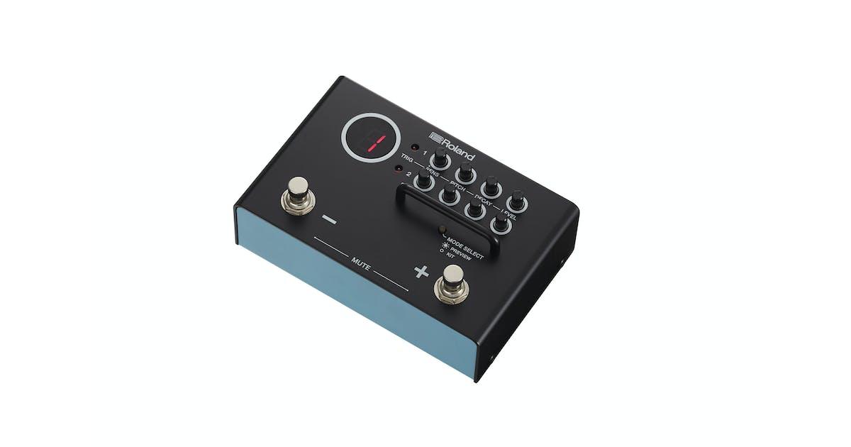 roland tm 1 drum trigger module andertons music co. Black Bedroom Furniture Sets. Home Design Ideas