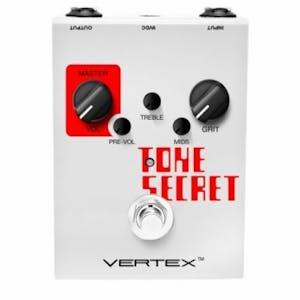 Vertex Steel String Clean Drive Pedal - Andertons Music Co