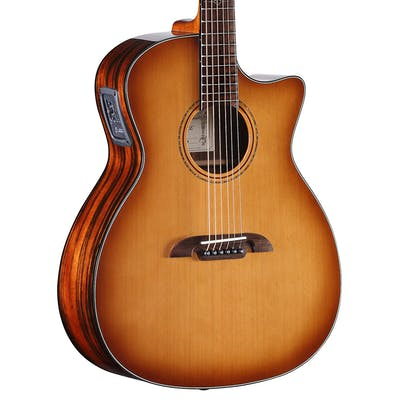 Alvarez Artist Elite AGE95CESHB Grand Auditorium Electro Acoustic