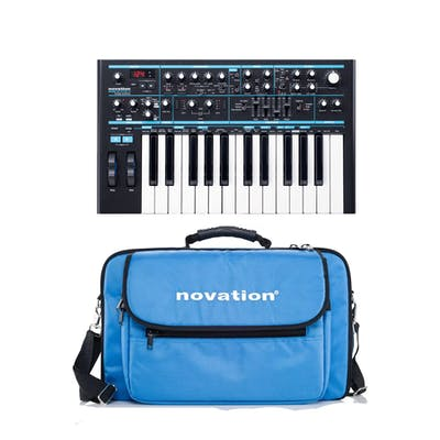 Novation Bass Station II Bundle w/ Novation Bag