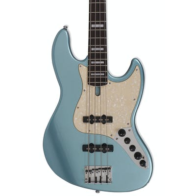 Sire Version 2 Marcus Miller V7 Alder 4 String Lake Placid Blue