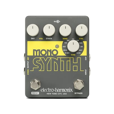 Guitar Synth Pedals - Andertons Music Co
