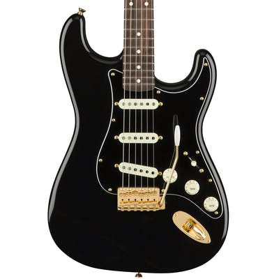 Fender MIJ Traditional '60s Stratocaster in Midnight