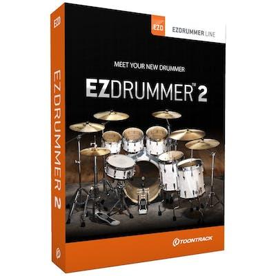 Toontrack EZDrummer 2 ESD Download