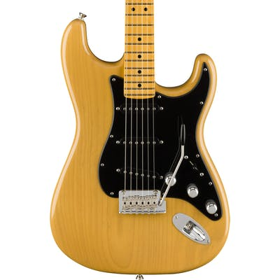Fender American Professional Stratocaster Ltd Edition Ash Body in Butterscotch Blonde