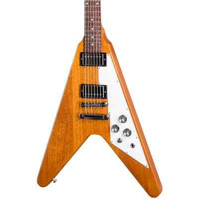 Gibson USA Flying V In Antique Natural