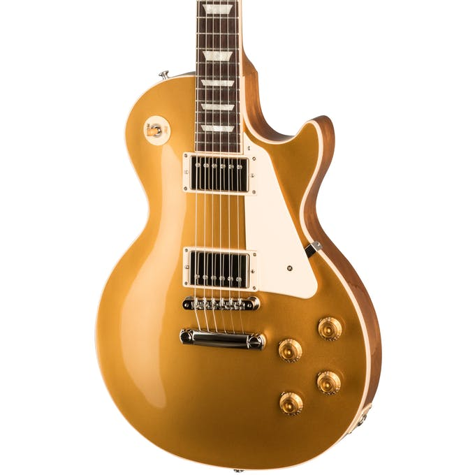Gibson USA Les Paul Standard '50s Gold Top - Andertons Music Co.