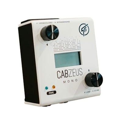 GFI System Cabzeus Mono Cab Simulator Pedal