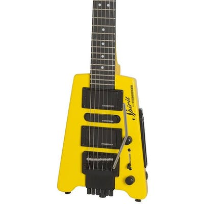 Steinberger Spirit GT-PRO Deluxe Outfit in Hot Rod Yellow