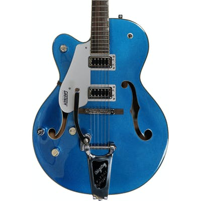 Gretsch G5420TLH-FBL Electromatic Hollow Body Left Handed in Fairlane Blue