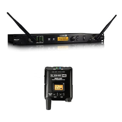 Line 6 Relay G90 Digital Wireless Guitar System