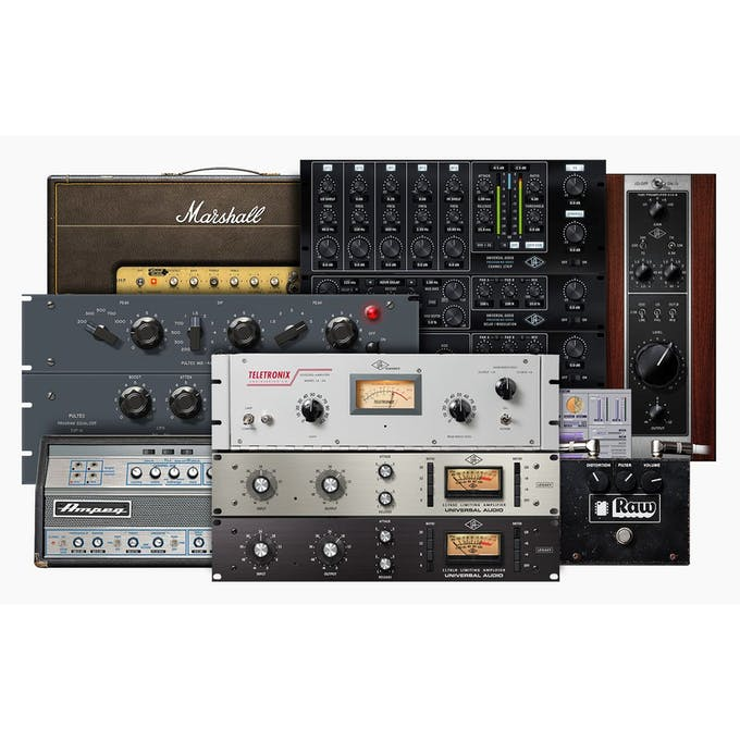 Universal Audio Apollo Twin Duo USB Interface for Windows - Andertons Music  Co