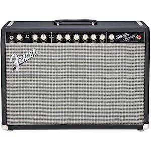 Fender Super-Sonic 22 Guitar Amp Combo in Blonde - Andertons