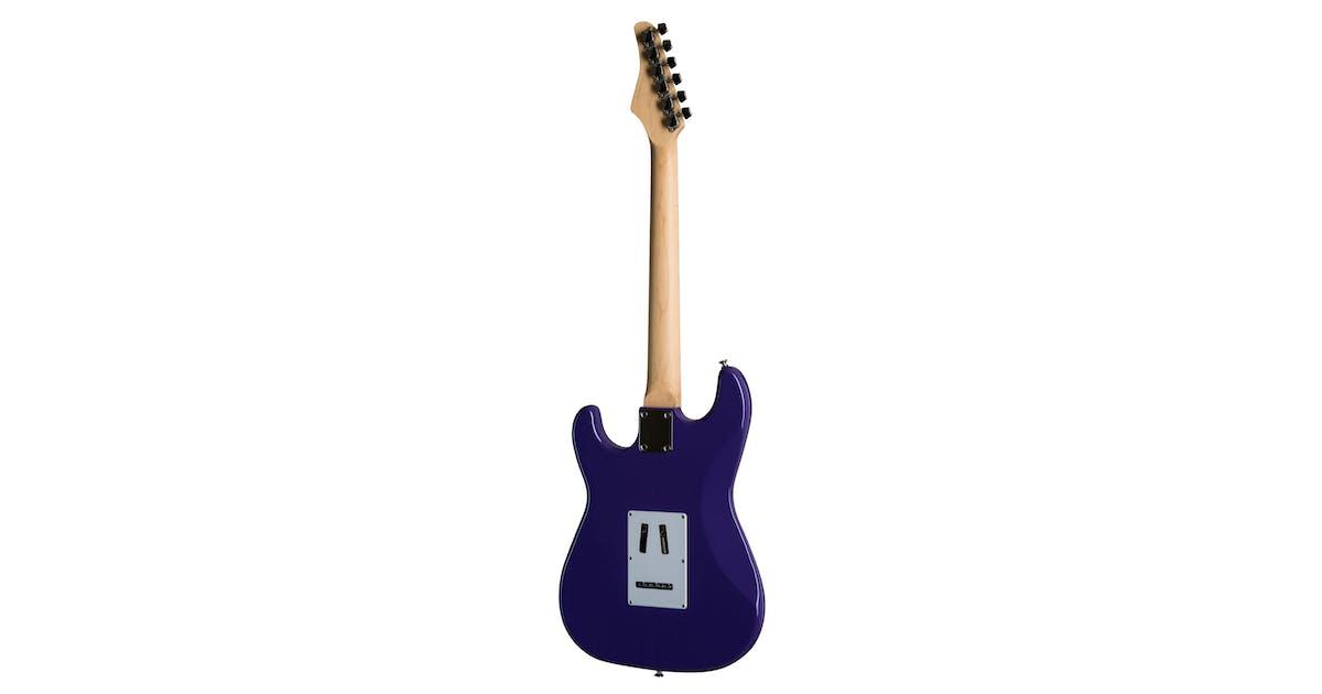 kramer focus vt 211s electric guitar in purple andertons music co. Black Bedroom Furniture Sets. Home Design Ideas