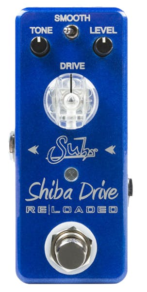 Suhr Shiba Drive Reloaded Pedal Effect
