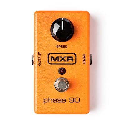 MXR Phase 90 Orange Pedal