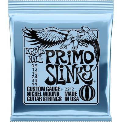 Ernie Ball Primo Slinky Electric Guitar Strings 9.5 - 44 gauge