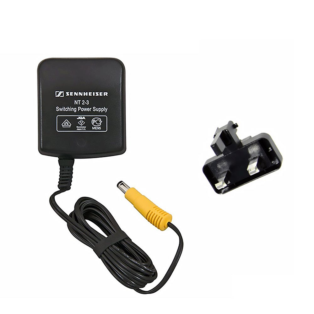 Sennheiser NT 2-3 12V 400mA Switching Power Adapter Charger
