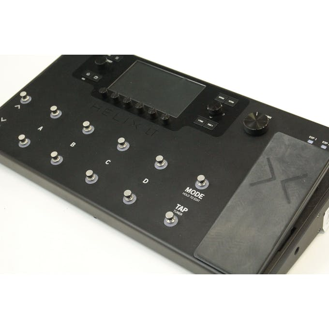 Second Hand Line 6 Helix LT Pedal - Andertons Music Co