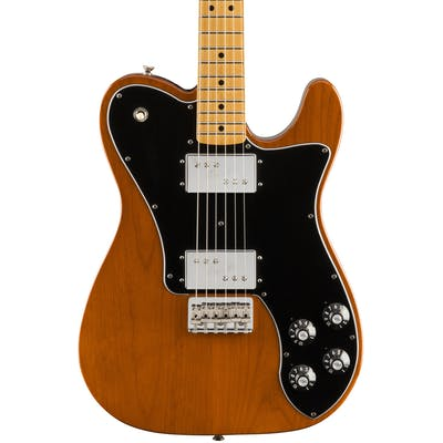 Fender Vintera '70s Tele Deluxe in Mocha