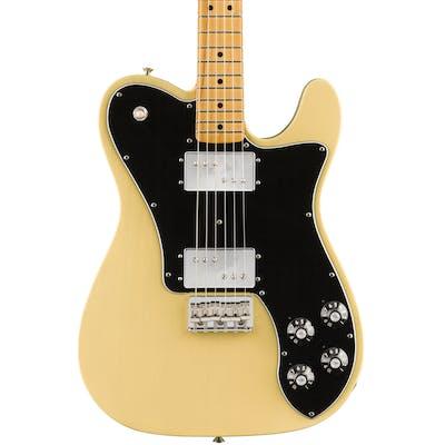 Fender Vintera '70s Tele Deluxe in Vintage Blonde