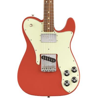 Fender Vintera '70s Tele Custom in Fiesta Red
