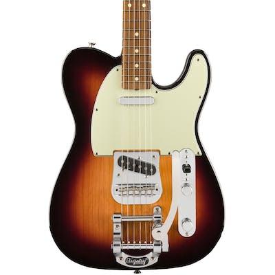 Fender Vintera '60s Tele w/ Bigsby in 3-Tone Sunburst