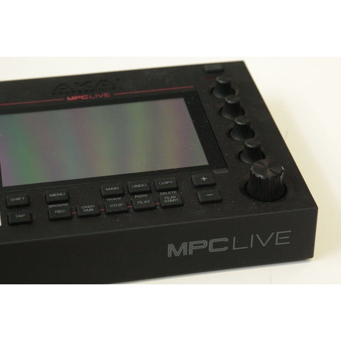 Second Hand Akai MPC Live - Andertons Music Co
